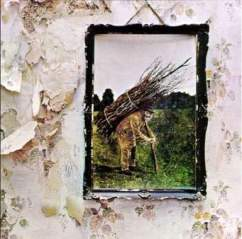 Led Zeppelin IV-Album Cover